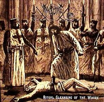 MANTICORE - Ritual Cleansing Of The Whore